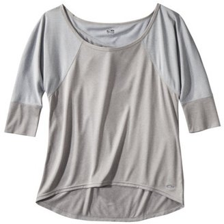 Champion C9 by Women's 3/4 Sleeve Brushed Cross Back Yoga Coverup - Assorted Colors