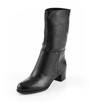 "Nine West Umber"" Round Toe Boot"