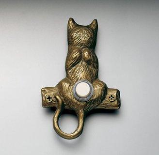 Restoration Hardware Cat Doorbell