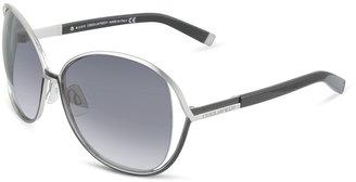 DSquared Signature Metal Square Frame Sunglasses