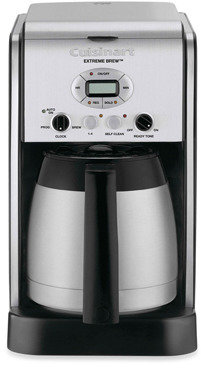 Cuisinart Extreme Brew™ 10-Cup Programmable Coffee Maker