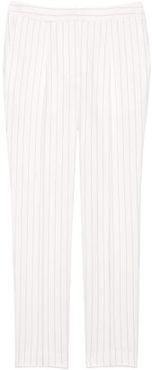 Thakoon Preorder Striped Suiting Trousers