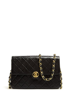 Chanel Structured Clutch