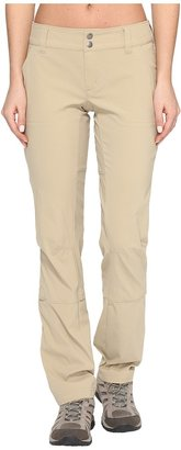 Columbia - Saturday Trail Pant Women's Casual Pants $60 thestylecure.com