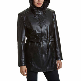 Excelled Leather Excelled Hooded Anorak Jacket $299.99 thestylecure.com