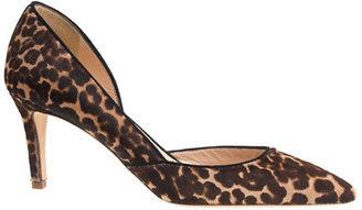 J.Crew Collection Valentina calf hair d'Orsay pumps