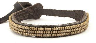 Chan Luu 3 Row Seed Bead Bracelet