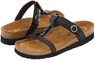Naot Footwear Malibu (Metal Leather) Women's Slide Shoes