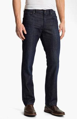 Lucky Brand '221 Original' Straight Leg Jeans (Dark Hickory)