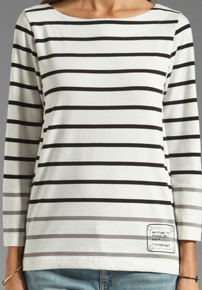 Marc by Marc Jacobs Resort Logo Brenton Long Sleeve