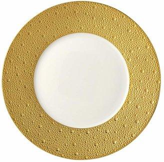 Bernardaud Ecume Gold Dinner Plate