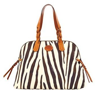 Dooney & Bourke Large Domed Satchel