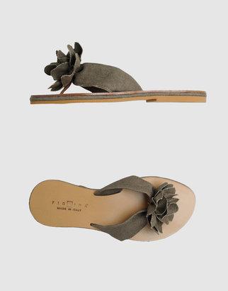 Fiorina Thong sandals