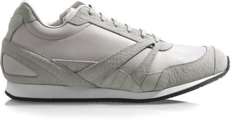 Balenciaga Suede and leather trainers