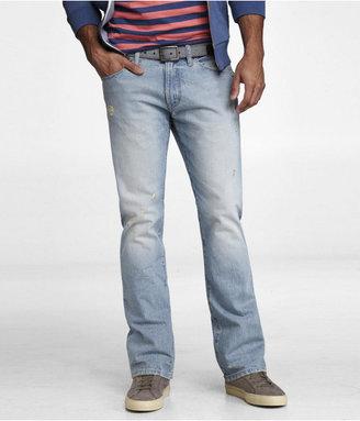 Express Rocco Slim Fit Boot Cut Jean