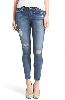 Women's Ag 'The Legging' Ankle Jeans $225 thestylecure.com