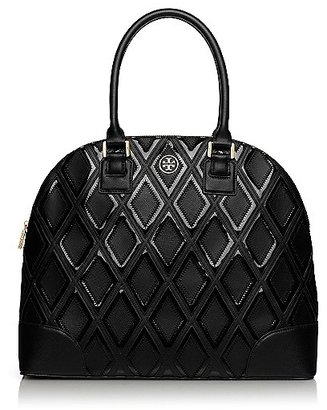 Tory Burch Robinson Patchwork Dome Tote