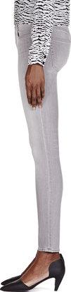 Proenza Schouler Grey J5 Ultra Skinny Jeans