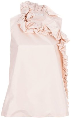 Chloé ruffle detailed blouse
