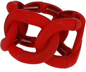 Topshop Matt Chain Stretch Bracelet