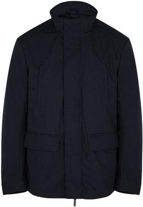 Emporio Armani Navy Twill Jacket