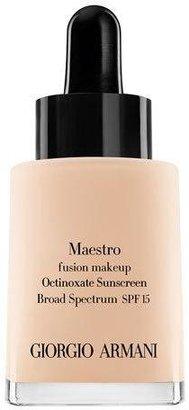 Giorgio Armani Maestro Fusion Makeup, 30 mL $64 thestylecure.com