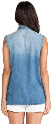 Current/Elliott The Sleeveless Perfect Shirt