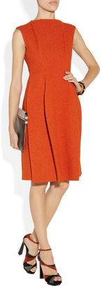 Calvin Klein Collection Mauri tweed dress