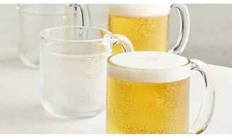 Crate & Barrel Iittala Krouvi 20 oz. Beer Mug