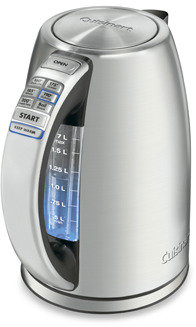 Cuisinart PerfecTemp™ Stainless Steel Electric Kettle