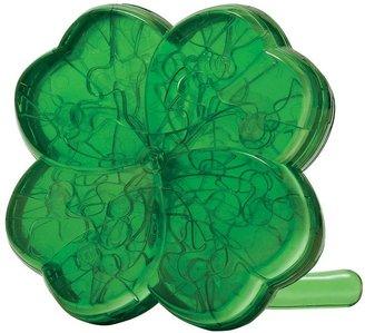 3D Crystal Four-Leaf Clover Puzzle