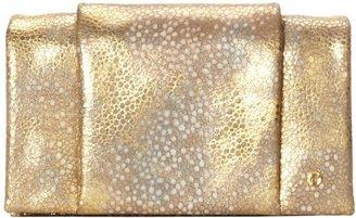 Halston Convertible Wallet Evening Bag