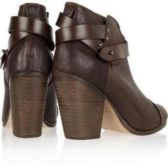 Rag and Bone Rag & bone Harrow leather biker boots
