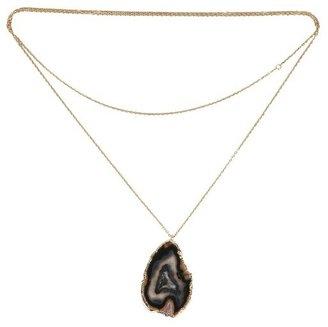 Amanda Marcucci Black Agate Necklace