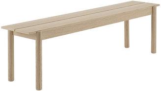 Muuto Linear Wood Bench - Oak