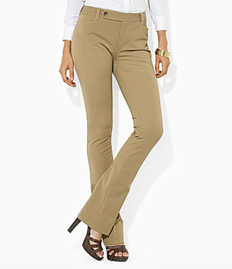 Lauren Ralph Lauren Straight-Leg Pants