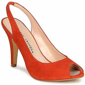 Chinese Laundry CUPCAKES women's Sandals in Orange