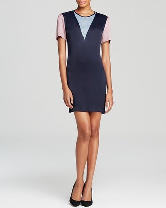 Charles Henry Dress - Color Block Shift $198 thestylecure.com