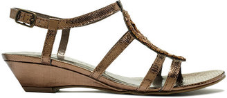 Karen Scott Shoes, Jeni Wedge Sandals
