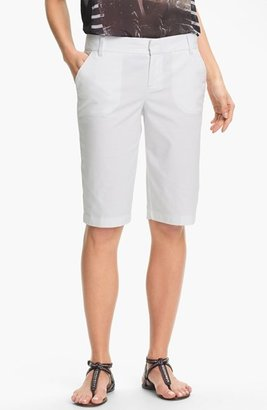 Caslon Twill Bermuda Shorts (Regular & Petite)