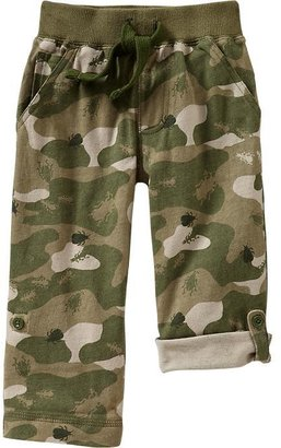 Old Navy Button-Tab Jersey Pants for Baby