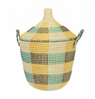 Yellow Coda Basket