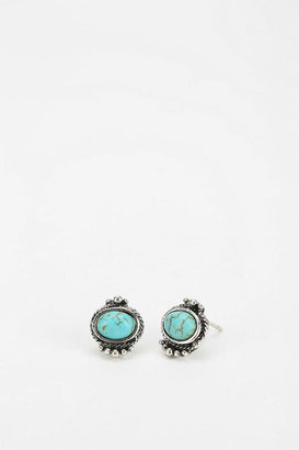 Urban Outfitters Turquoise Stone Earring