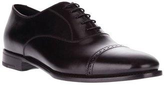 Giorgio Armani classic oxford shoe