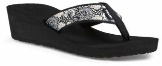 Teva New Mandalyn Wedge Flip Flop