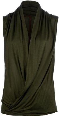A.F.Vandevorst A.Friend By 'Tarane' sleeveless t-shirt