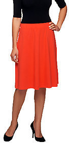 Liz Claiborne New York Essentials A-Line Knit Skirt $9.49 thestylecure.com