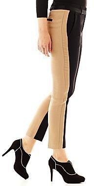 JCPenney Worthington® Slim Ankle Pants