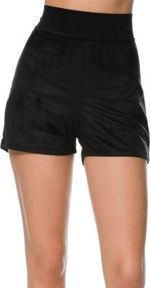 Monroe Otis And Maclain Otis & Maclain Suede Short