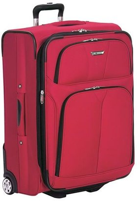 Delsey luggage, air flite 25-in. expandable wheeled upright